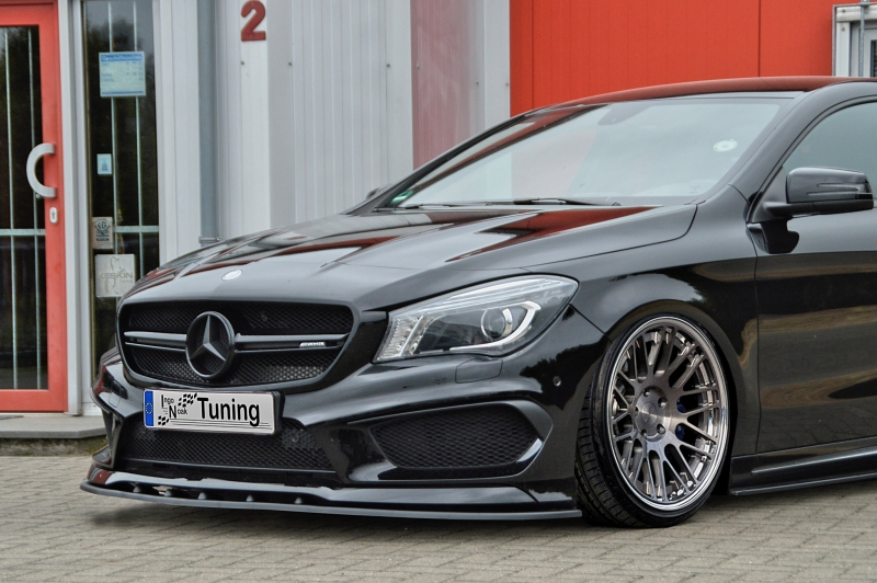 cuplippe spoilerlippe abs mercedes a 45 amg w76 abe ingo. Black Bedroom Furniture Sets. Home Design Ideas